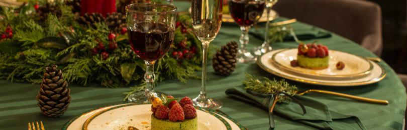 Идеи для сервировки новогоднего стола: цвета, стили, как украсить детский стол
