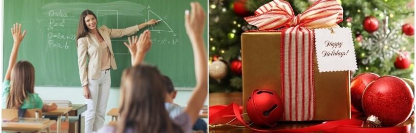 Что подарить учителю на Новый год от класса и от родителей, чтобы порадовать его на весь наступающий год?