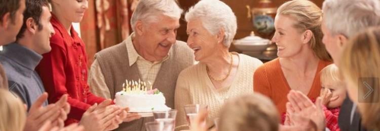 Каким подарком поздравить бабушку с 85-летием?
