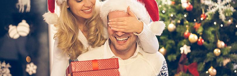 Лучшие идеи подарков любимому мужчине (мужу) на Новый год