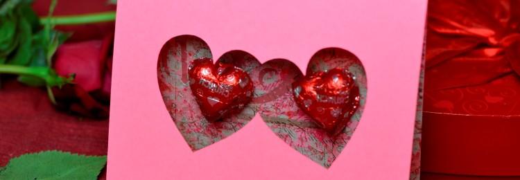 Как сделать валентинку самостоятельно из различных материалов (фото и видео)