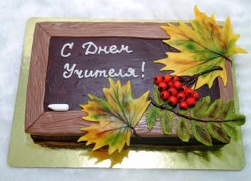 Торт на день учителя — рецепт и идеи оформления