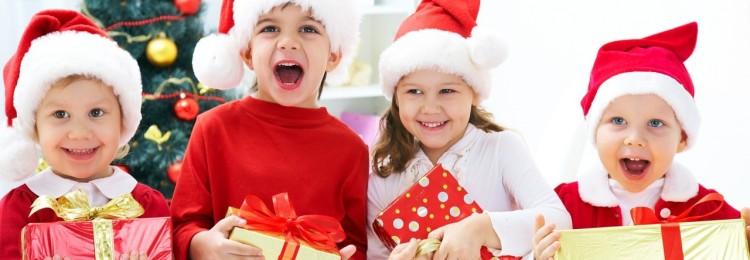 Интересные детские конкурсы и игры на Новый год