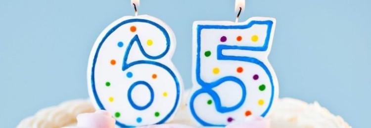 Каким подарком порадовать мамочку на юбилей 65 лет?