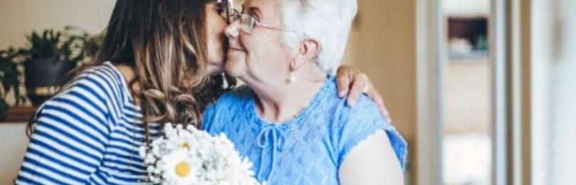 Подарки для любимой бабули на 70 и 75 лет