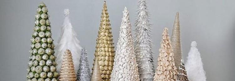 Лучшие мастер-классы по созданию новогодней елочки своими руками