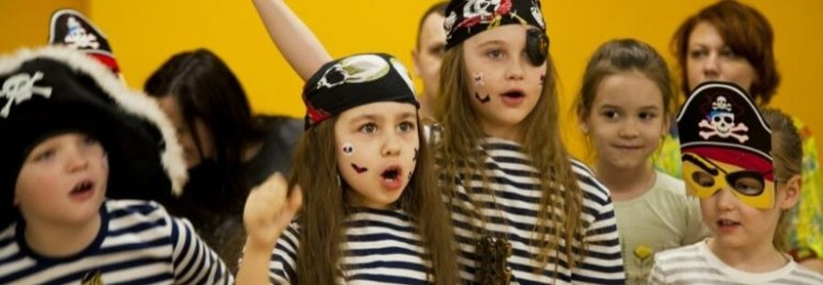Лучшие сценарии пиратских квестов для детей
