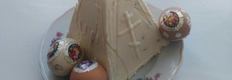 Как приготовить творожную пасху дома: пошаговый рецепт с фото