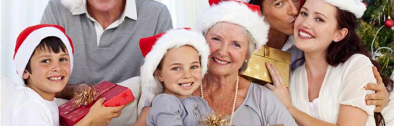 Новогодние подарки родителям, лучшие идеи презентов для мамы и папы