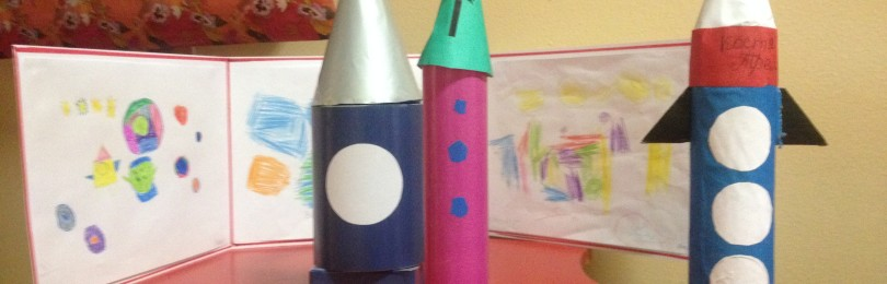 Подборка детских поделок ко Дню космонавтики в садик и школу (мастер-классы, фото, видео)