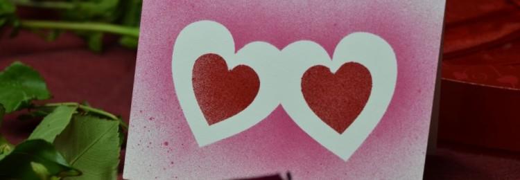 Как своими руками сделать открытку на 14 февраля (идеи, фото, видео)