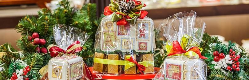Как сделать сладкие подарки на Новый год своими руками?