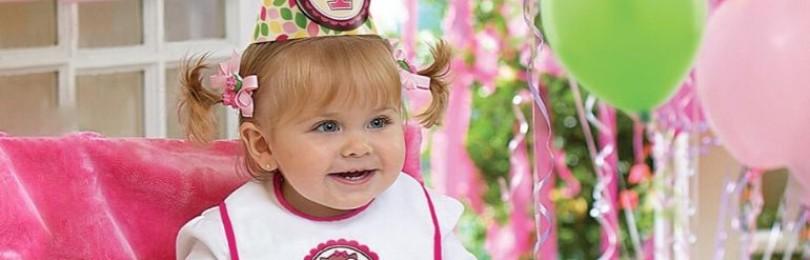 Пожелания на 1 годик девочке и ее родителям