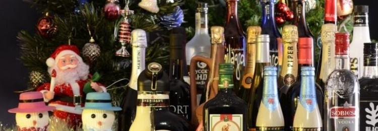 Что лучше пить при встрече Нового года?