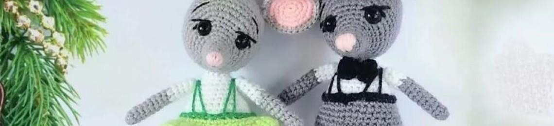 Пошаговые инструкции по изготовлению новогодних мышек с фото и видео