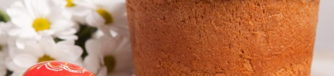 Рецепты творожных куличей на Пасху