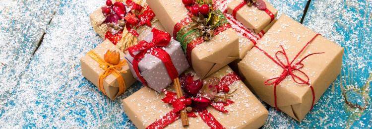 Как упаковать и оформить новогодний подарок, советы и рекомендации