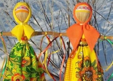 Изготовление поделок на Масленицу: кукла, солнышко, домик из блинов и другие