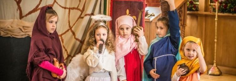 Сценарии пасхальных сценок 2020 для детей разного возраста, воскресной школы