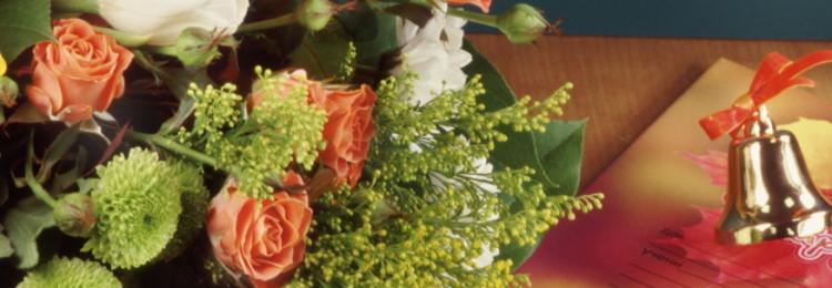 Как сделать красивый букет на 1 сентября, советы специалистов