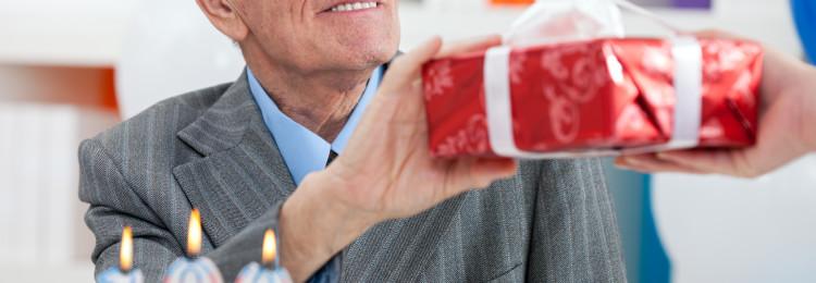 Идеи подарков для дедушки на день рождения