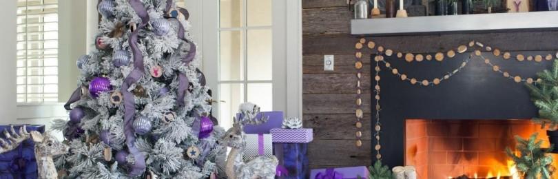 Как украсить новогоднюю елку?