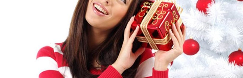 Каким подарком порадовать свою девушку в Новый год — лучшие идеи