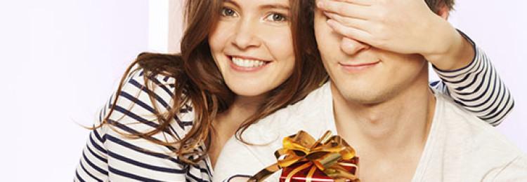 Как выбрать подарок парню на 14 февраля?