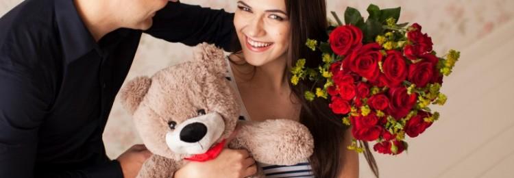 Идеи подарков девушке на 14 февраля — День влюбленных