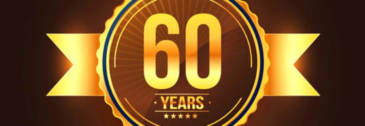 Как оригинально и красиво поздравить мужчину с юбилеем 60 лет?