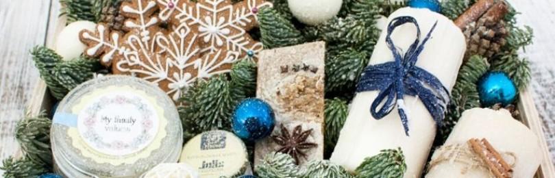 Подборка лучших новогодних подарочных наборов