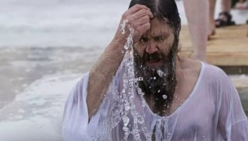 Особенности купания на Крещение Господне