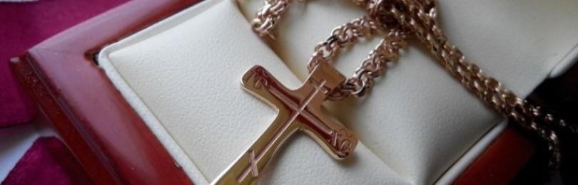 Кто и кому может подарить нательный православный крест?