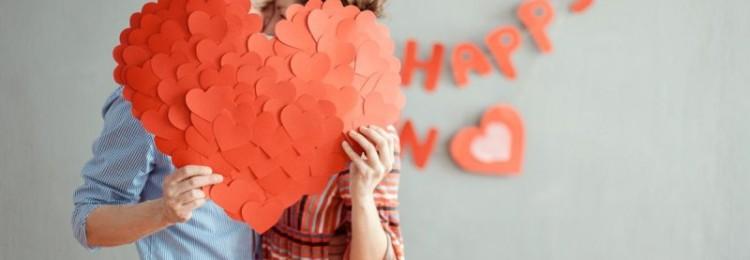 Идеи оригинальных подарков на день влюбленных
