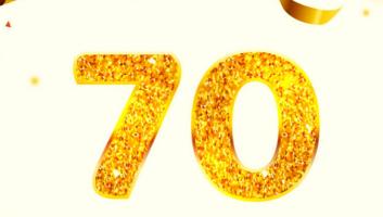 Лучшие поздравления мужчине на юбилей 70 лет
