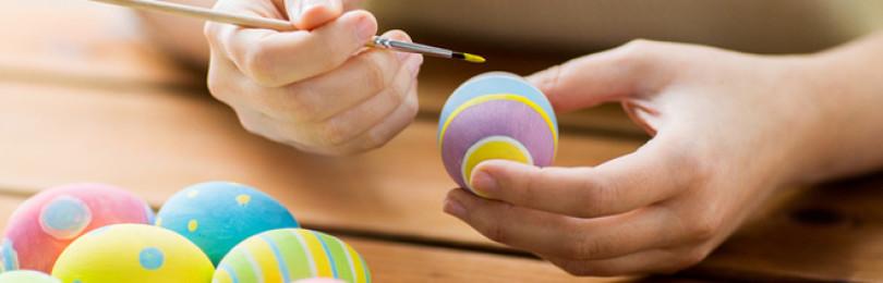 Откуда берет свое начало традиция красить яйца на Пасху