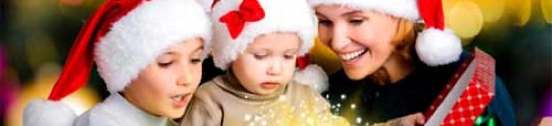 Какие игрушки подарить ребенку на Новый год?